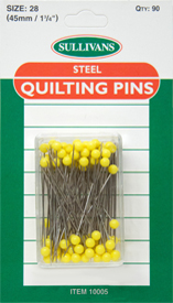 Steel Quilting Pins