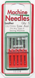 German Quality Leather Machine Needles
