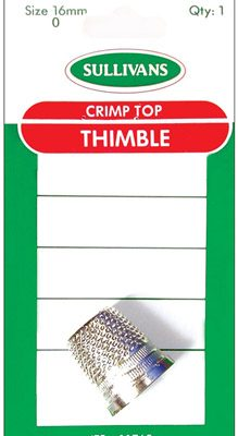 Crimp Top Thimbles