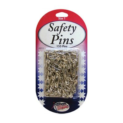 Safety Pins Size 1