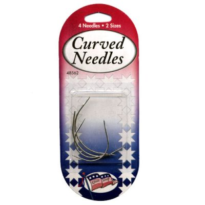 Curved Needles