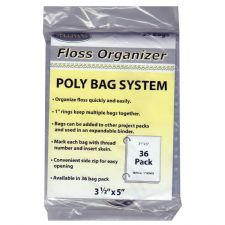Poly Bag System Floss Organizer (36)