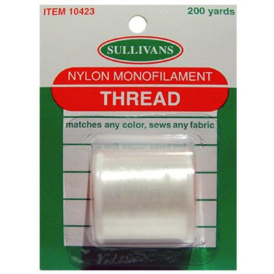 Nylon Monofilament Thread Clear