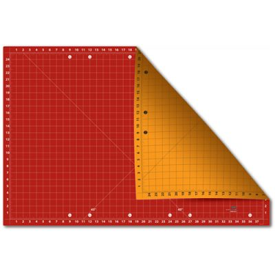 Large Double Sided Cutting Mat