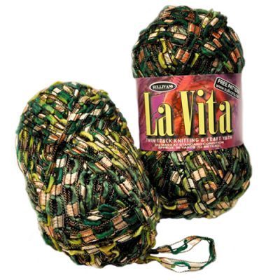 La Vita Twin Track Knitting & Craft Yarn