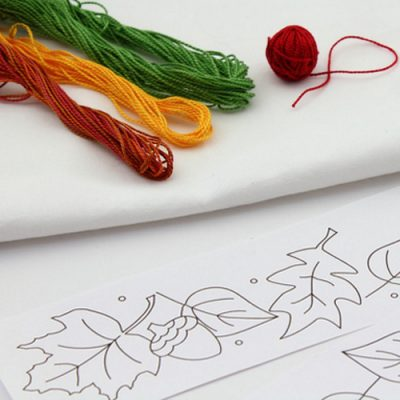 Embroidery Project Kits