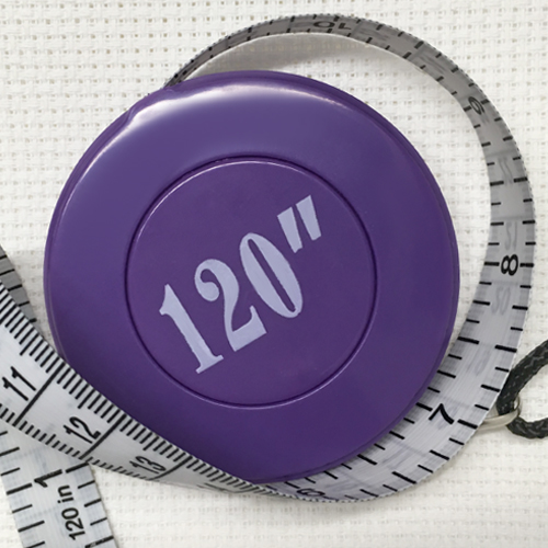 Sassy Retractable Tape Measure