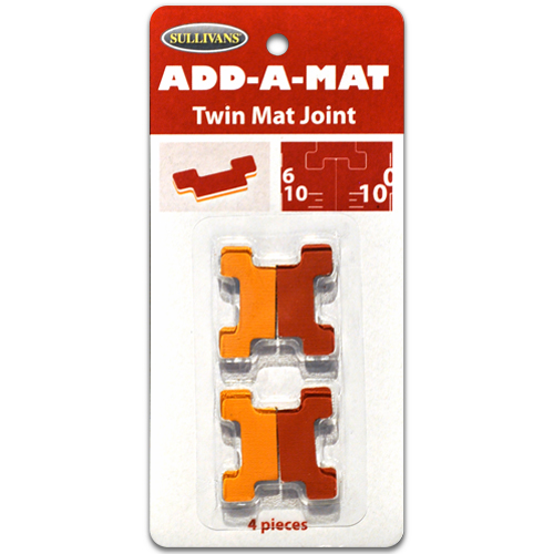 Add-A-Mat Twin Joints