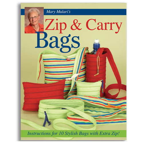 Zip Carry Bags Book