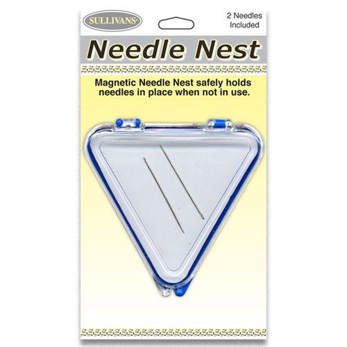Magnetic Needle Nest