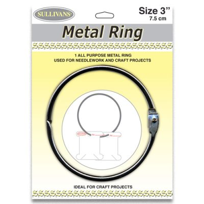 All Purpose Metal Ring