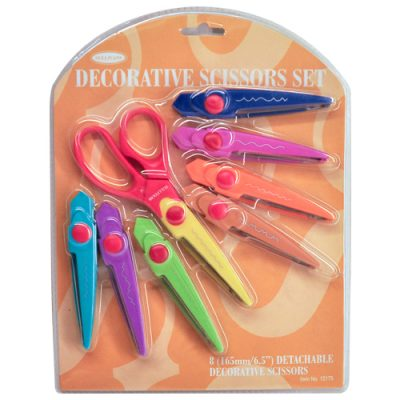 Decorative Scissors Set